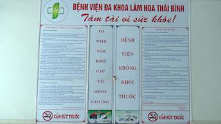 Thái Bình đa dạng hoá hình thức truyền thông phòng chống tác hại thuốc lá
