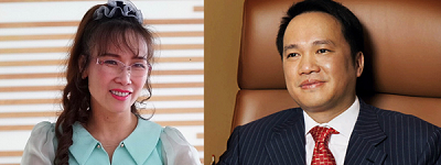 Chủ tịch Techcombank kiếm nghìn tỷ, bà Nguyễn Thị Phương Thảo mất vị trí top 2 người giàu nhất