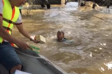 1,5 triệu trẻ em nguy cơ mắc bệnh sau lũ lụt, cách nào khắc phục?