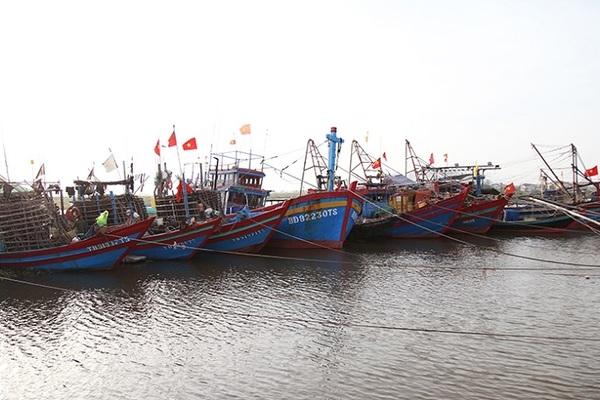 Bão số 8 giật cấp 8, cách bờ biển Hà Tĩnh hơn 100km