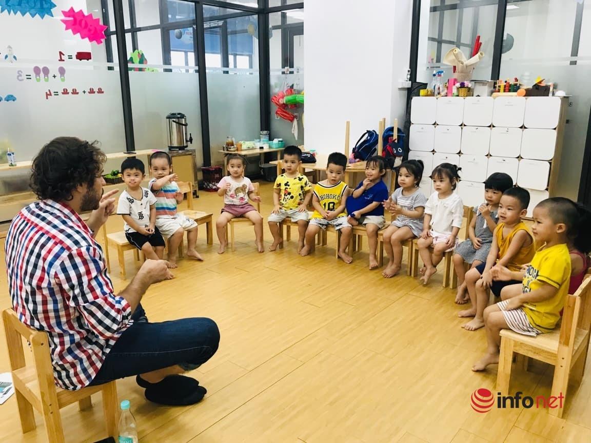 Dạy trẻ làm quen tiếng Anh từ 3 tuổi