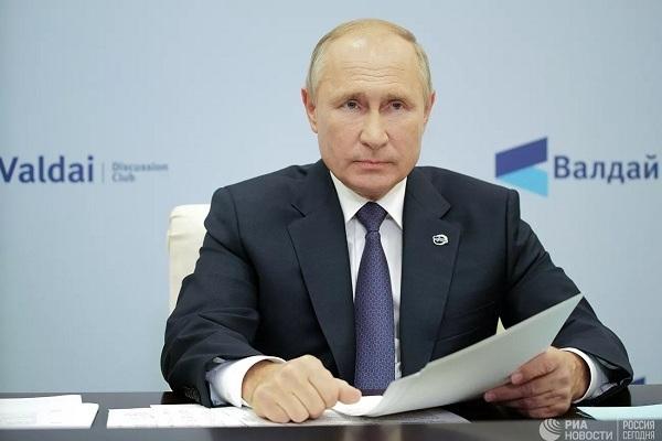 Lần hiếm hoi Tổng thống Nga Putin thấy hài lòng khi hợp tác với Mỹ