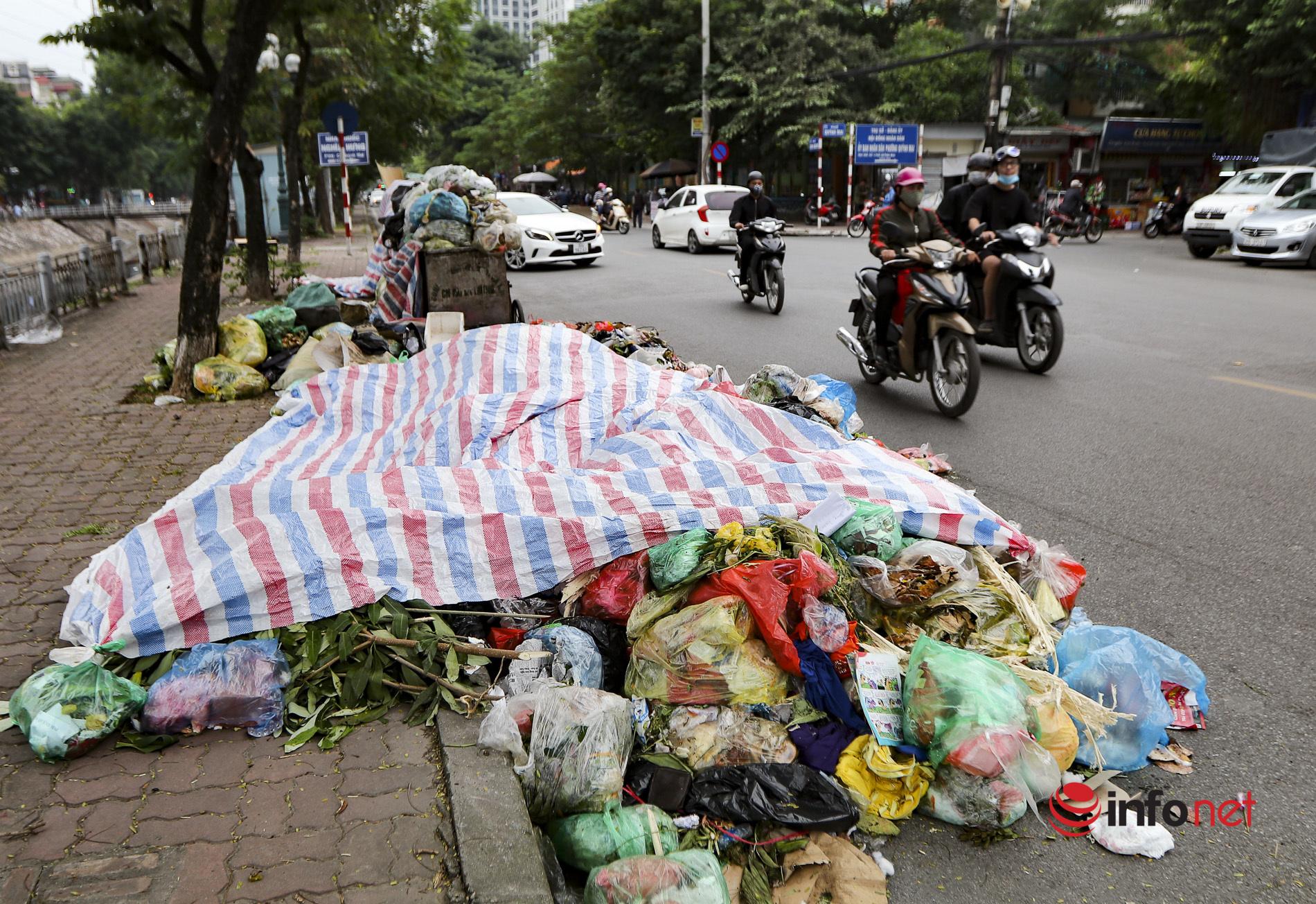 rác thải,rác,Hà Nội,ô nhiễm môi trường,bảo vệ môi trường,bảo vệ cảnh quan