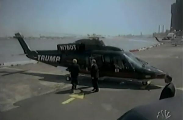 Trực thăng của ông Trump được rao bán