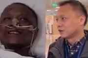 Bác sĩ Trung Quốc da chuyển màu đen vì Covid-19 đã trở lại bình thường