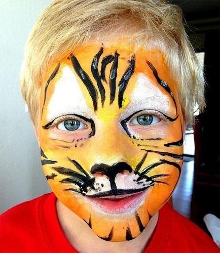 hoá trang Halloween cho bé 7