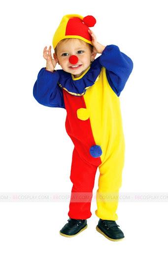 hoá trang Halloween cho bé