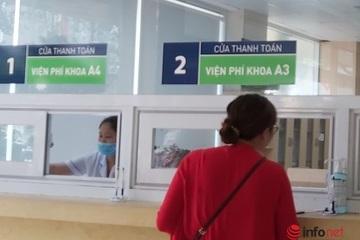 Từ tháng 10/2020, Bệnh viện Phụ Sản Hà Nội triển khai dịch vụ thanh toán viện phí qua QR code