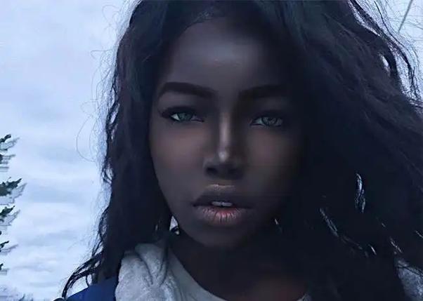8 cô gái bất ngờ nổi tiếng vì sở hữu làn da khác lạ