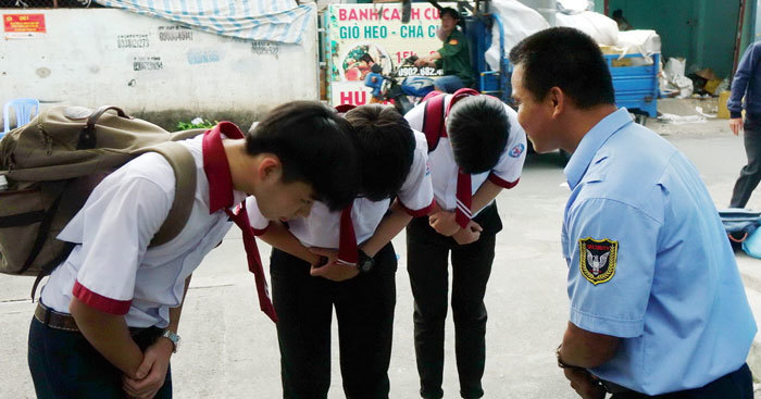 Tăng cường 'sức đề kháng' của học sinh với thói hư, tật xấu
