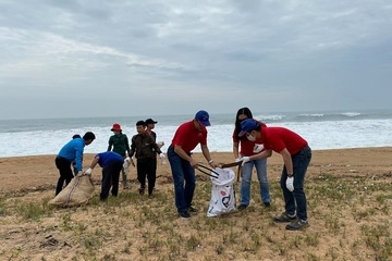 Thúc đẩy tuyên truyền và giáo dục về giảm thiểu rác thải nhựa tại Phú Yên