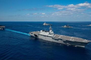 Mỹ lên tiếng về việc điều quân giúp Nhật bảo vệ đảo tranh chấp với Trung Quốc