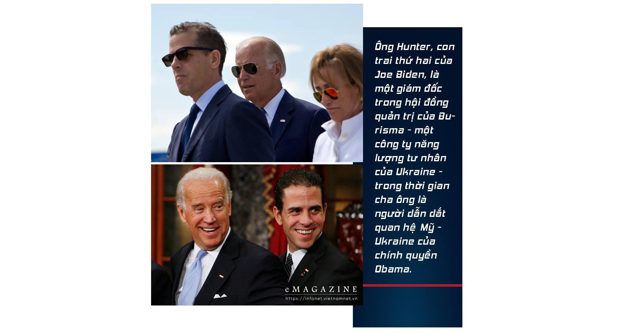 Đời tư 'sóng gió' của ứng viên Tổng thống đảng Dân chủ Joe Biden