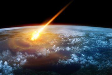 Hé lộ về thiên thạch từng rơi xuống Mỹ cách đây 2 năm