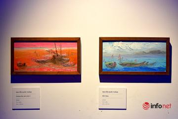 Triển lãm 'Biển sống' gửi thông điệp hãy trân trọng đại dương