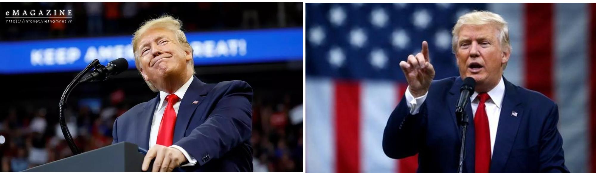 Donald Trump - Vị Tổng thống Mỹ 'thích sự ồn ào'