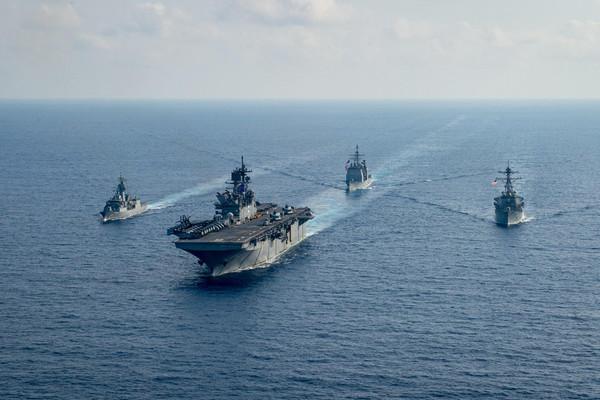 Mỹ lên tiếng về kế hoạch dùng UAV ở Biển Đông