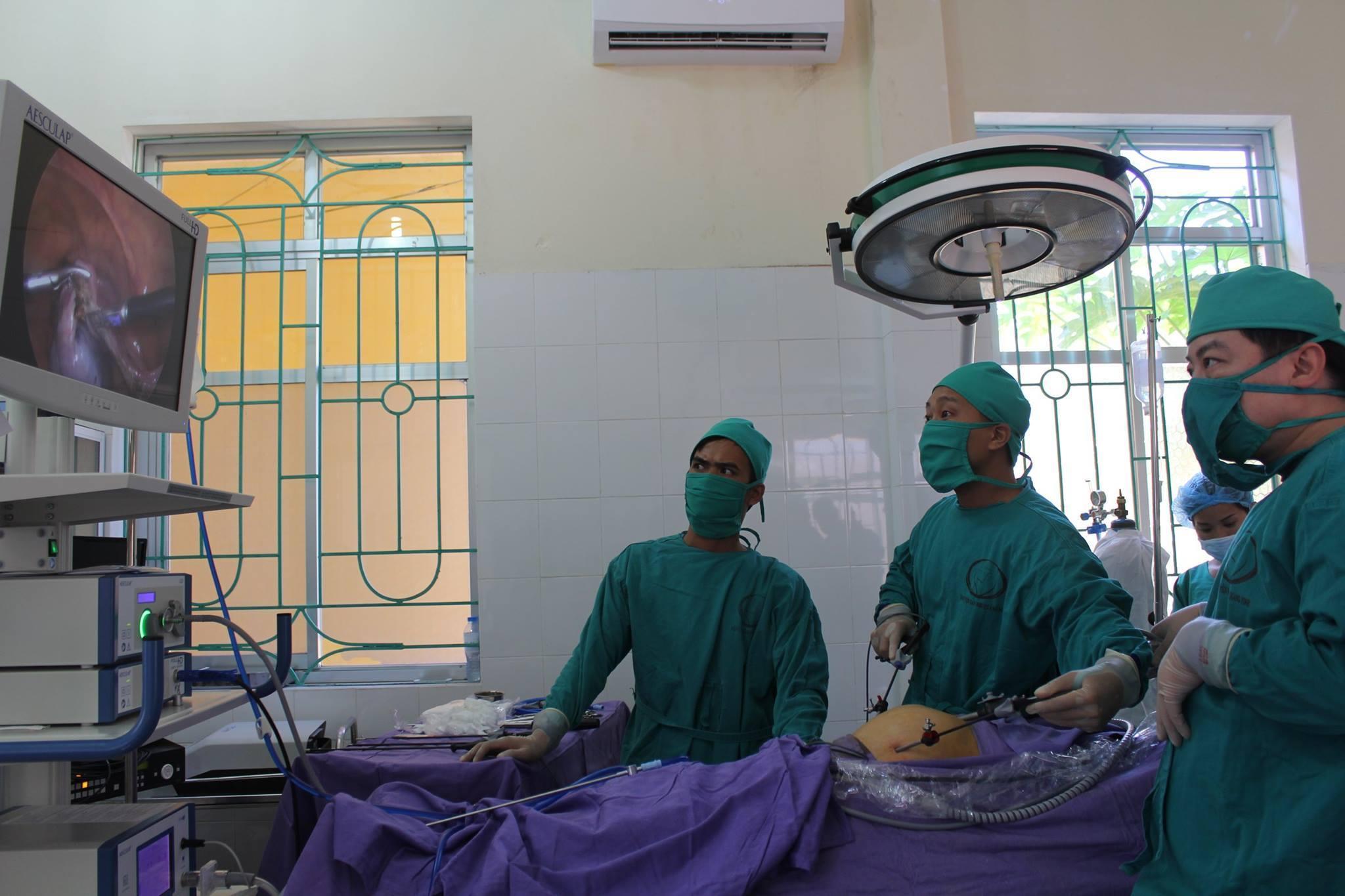 Cấp cứu qua hệ thống Telemedicine từ đất liền ra huyện đảo Cô Tô