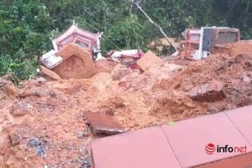 Bão số 9 gây thiệt hại hàng trăm tỷ đồng ở Tây Nguyên