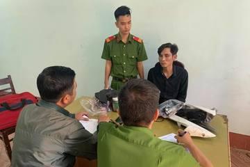 Bắt đối tượng cướp giật, trộm cắp liên tỉnh ở miền Trung và Tây Nguyên