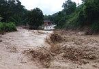Nghệ An và Hà Tĩnh tiếp tục có mưa lớn, nguy cơ lũ quét và sạt lở lớn