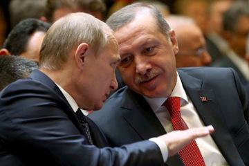 Quan hệ Moscow - Ankara đang trải qua thử thách?