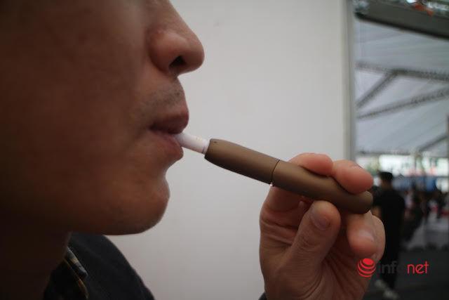 Quảng cáo thuốc lá thế hệ mới trên Facebook chiếm hơn 80%
