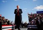 Ông Trump đang dần thu hẹp khoảng cách với đối thủ Biden