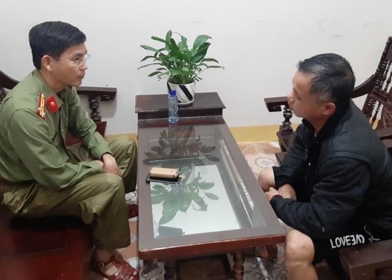 Hà Tĩnh: Khởi tố đối tượng chém hỏng thuyền của lực lượng cứu hộ