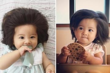 Vẻ ngoài thay đổi của 'cô bé tóc dày' sau 2 năm nổi tiếng