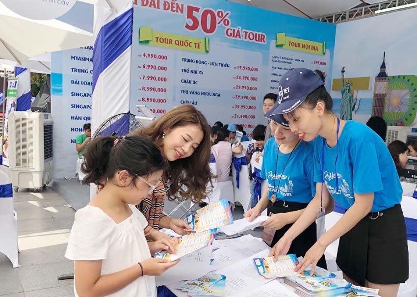 Hàng nghìn tour giảm giá 50% tạingày hội du lịch Hà Nội 2020
