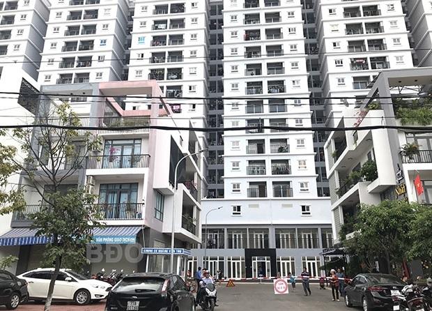 Không riêng gì Hà Nội, nhà xã hội ở TP Quy Nhơn cũng được rao bán công khai
