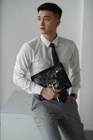 Bất ngờ với bộ môn thể thao xa xỉ diễn viên Huỳnh Anh đang chơi