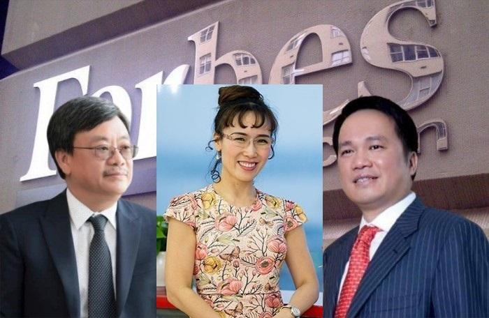 Biến động túi tiền các tỷ phú Việt giàu nhất: Người rớt hạng, người đại thắng chục nghìn tỷ