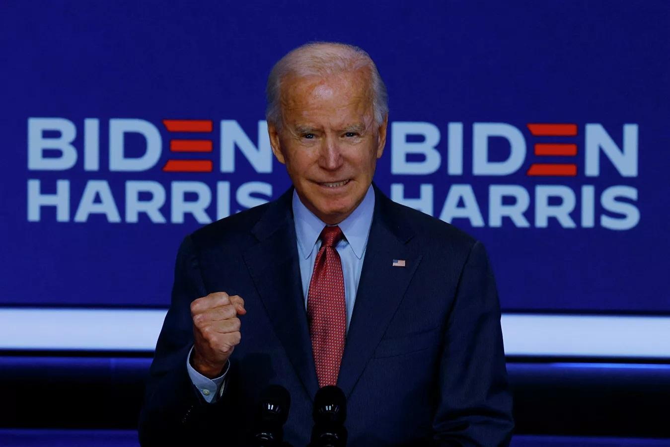Ông Biden cho thấy vai trò lãnh đạo ở bốn bang then chốt