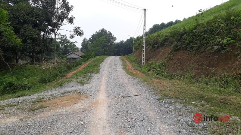 Người hiến hơn 7.000m2 đất để làm đường: 'Gia đình không khá giả nhưng tôi không suy nghĩ nhiều'