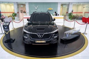 Lãi suất cho vay mua ô tô giảm mạnh, hun nóng thị trường cuối năm