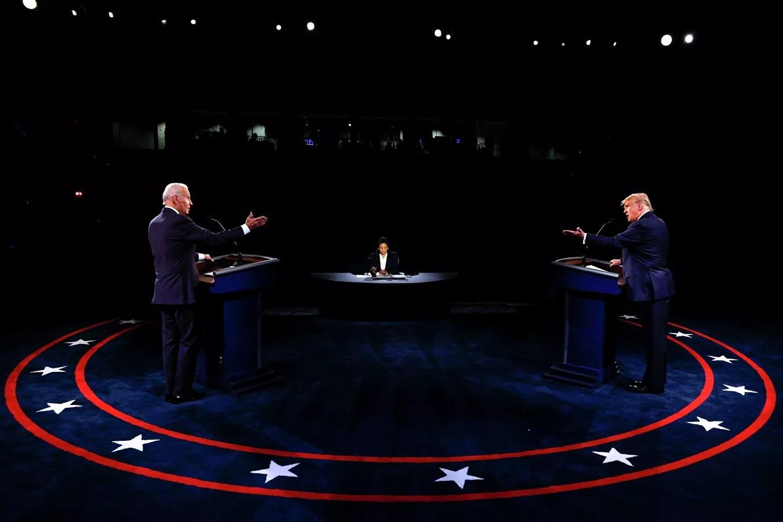 Ông Biden là nhân vật được yêu thích nhất trong cuộc bầu cử tổng thống Mỹ