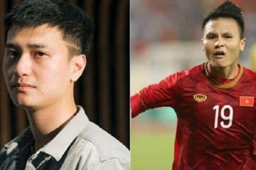 """Diễn viên Huỳnh Anh """"cà khịa"""" chuyện tình Quang Hải: """"em không dám yêu cầu thủ nữa đâu"""""""