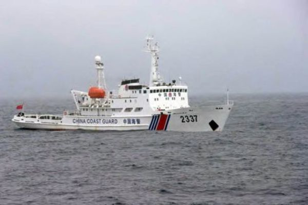 Hải cảnh TQ liên tục xuất hiện gần quần đảo tranh chấp với Nhật Bản