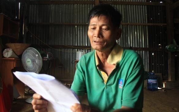 Công an vào cuộc vụ giả chữ ký khiến gạo cứu đói 'đi lạc' ở Đắk Nông