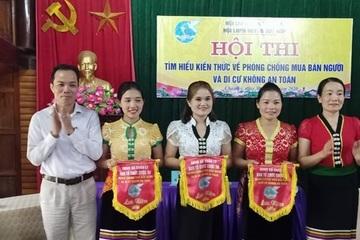 Phụ nữ vùng biên Nghệ An - những tuyên truyền viên tích cực phòng, chống mua bán người