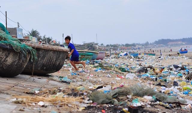 Kết nối các nguồn lực trong việc giảm thiểu rác thải đại dương ở Bình Thuận