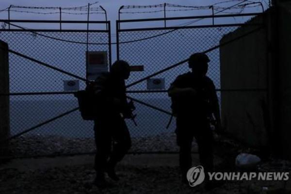Người Triều Tiên vượt biên sang Hàn Quốc, chưa rõ dân thường hay quân nhân