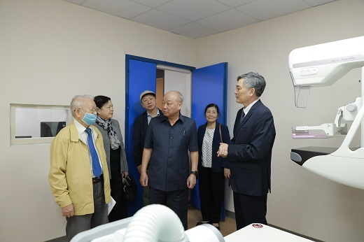 Phần mềm ứng dụng trí tuệ nhân tạo trong nội soi phát hiện polyp đại tràng tại Việt Nam