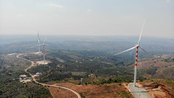 Đắk Lắk: Phấn đấu trở thành Trung tâm năng lượng của vùng Tây Nguyên