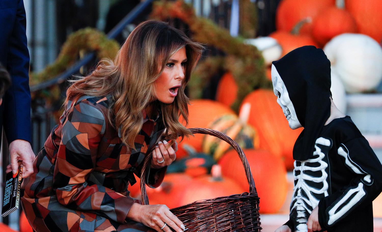 Ai sẽ là Đệ nhất phu nhân Mỹ, Jill Biden hay Melania Trump?