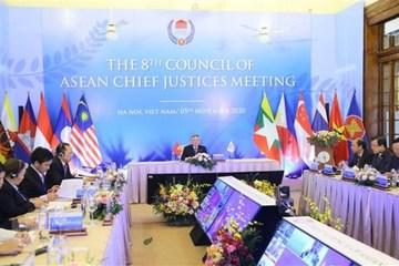 Hội nghị Hội đồng Chánh án các nước ASEAN lần thứ 8