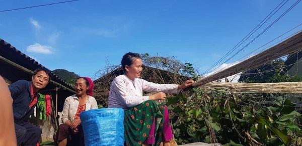 giảm nghèo bền vững