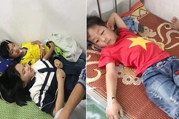 Hàng chục học sinh bị ong đốt tại sân trường phải nhập viện cấp cứu